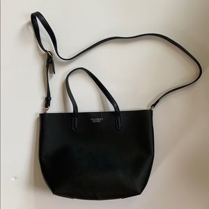 New Victoria's Secret Small Faux Leather Crossbody